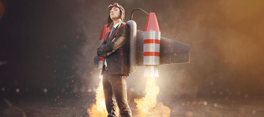 Startup Hype (Bild: Shutterstock)