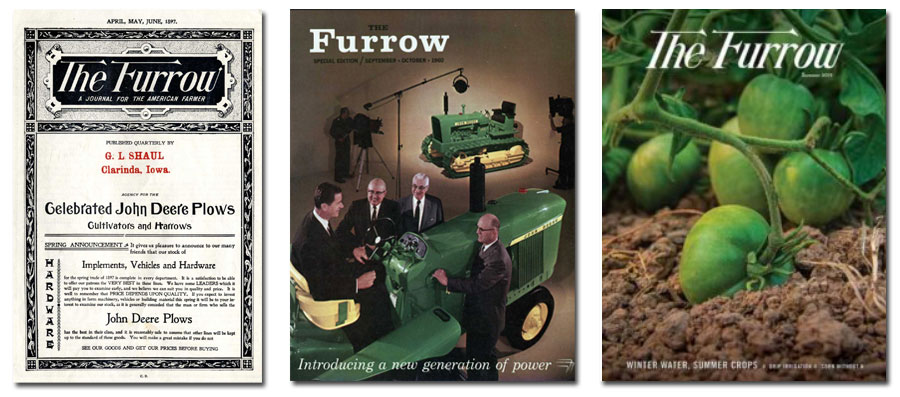 The Furrow Covers (Bild: John Deere)