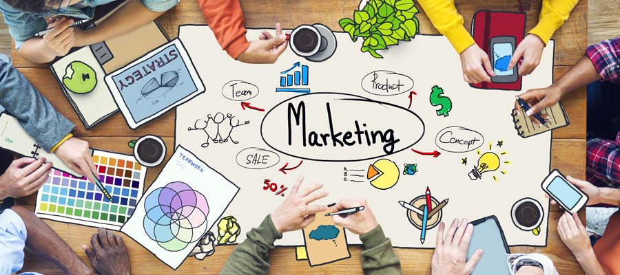 Zentrale Marketing Strategie (Bild: Shutterstock)