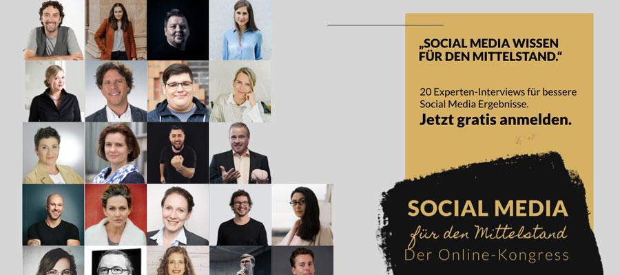 Social Media Mittelstand Online Kongress (Bild: Sandra Staub)