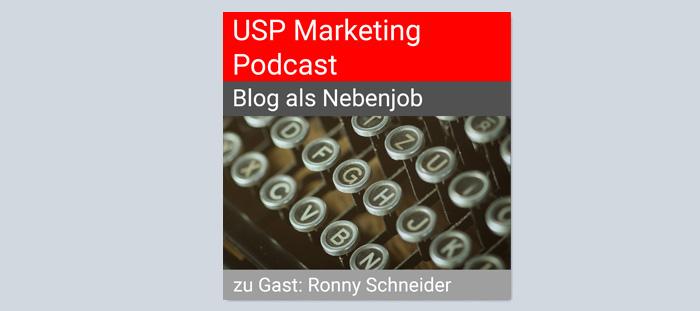 USP Podcast Geld verdienen mit Blogs (Bild: Pixabay)