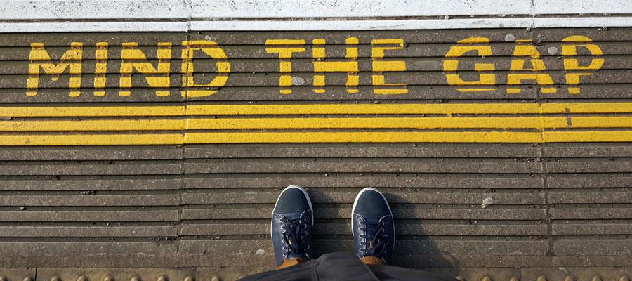 Digitalisierung Mindset Gap (Bild: Shutterstock)