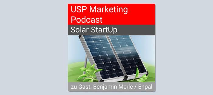 USP Marketing Podcast - Enpal (Bild: Freepik)